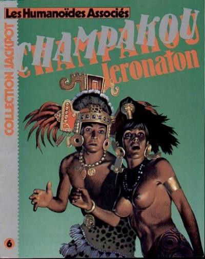 CHAMPAKOU - Champakou  - Tome 1 (b) - Grand format