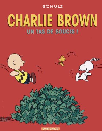 CHARLIE BROWN - Un tas de soucis !  - Tome 4 - Grand format