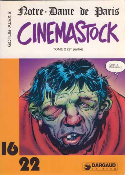 CINÉMASTOCK (16/22) - Tome 2 (II)  - Tome 4 (63) - Grand format
