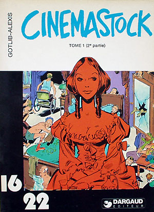 CINÉMASTOCK (16/22) - Tome 1 (II)  - Tome 2 (41) - Grand format