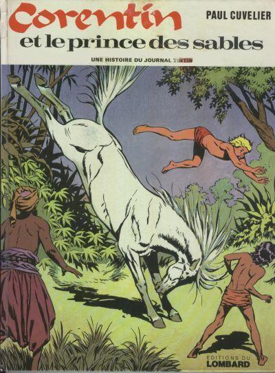 CORENTIN - Le prince des sables  - Tome 6 (a) - Grand format