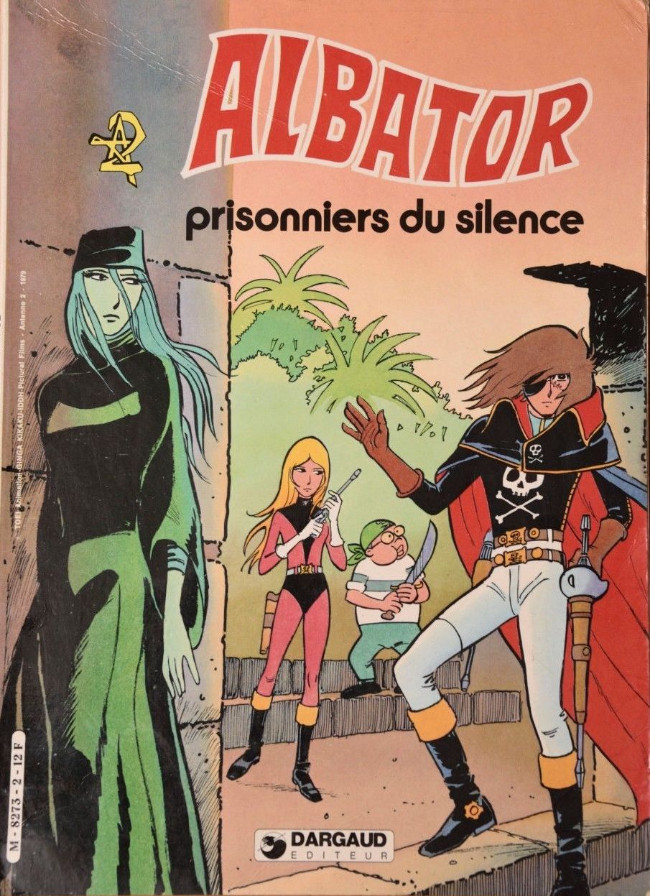 Albator  -  Prisonniers du silence  - Tome 2
