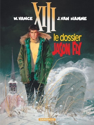 XIII  -  Le dossier Jason Fly  - Tome 6 (h)