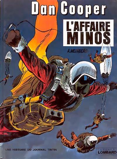 DAN COOPER (LES AVENTURES DE) - L'affaire Minos  - Tome 20 (a) - Big format