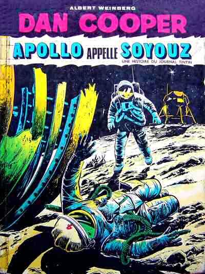 DAN COOPER (LES AVENTURES DE) - Apollo appelle Soyouz  - Tome 19 - Big format