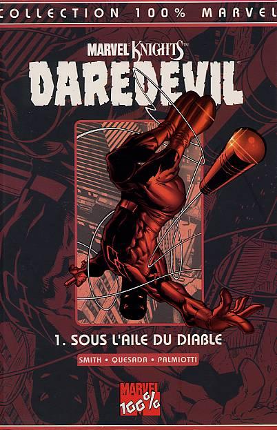 daredevil (100% marvel - édition presses aventure) sous l'aile du diable  - tome 1