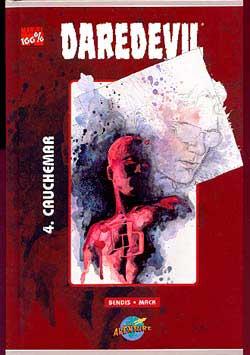 daredevil (100% marvel - édition presses aventure) cauchemar  - tome 4