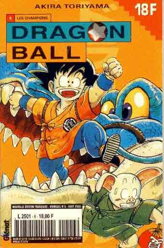 DRAGON BALL (1ÈRE SÉRIE DE 1993 À 1999) - Champions (Les)  - Tome 6 (a) - Moyen format