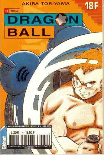 DRAGON BALL (1ÈRE SÉRIE DE 1993 À 1999) - Aralé  - Tome 14 (a) - Moyen format