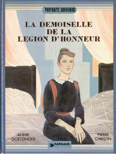 DEMOISELLE DE LA LÉGION D'HONNEUR (LA) - La demoiselle de la Légion d'Honneur - Grand format
