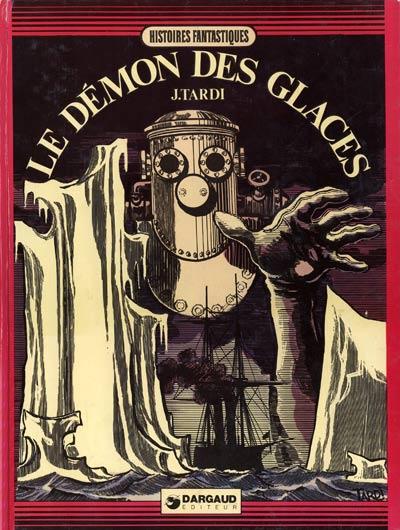 DÉMON DES GLACES (LE) - le démon des glaces  - Tome 1 - Grand format