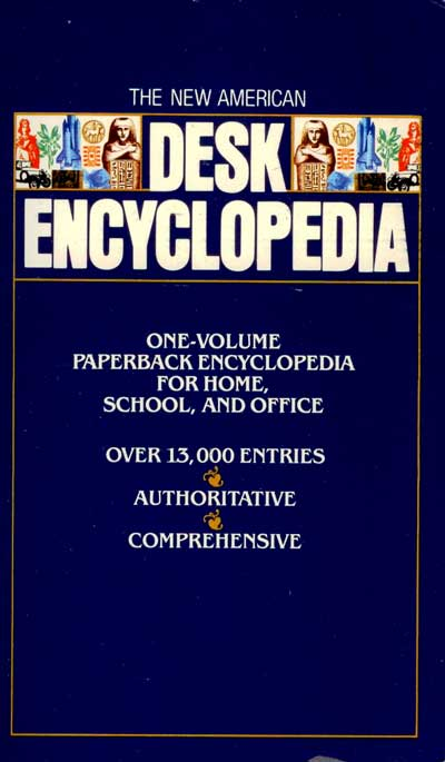New American Desk Encyclopedia (The)