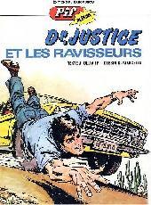 DOCTEUR JUSTICE - Et les ravisseurs  - Tome 2 - Grand format