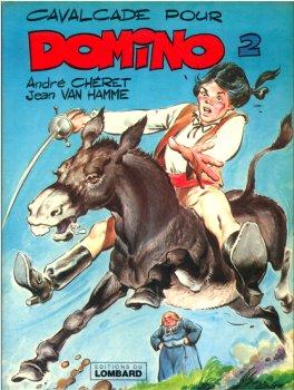 DOMINO - Cavalcade pour Domino  - Tome 2 - Grand format