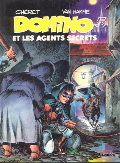 DOMINO - Domino et les agents secrets  - Tome 5 - Grand format