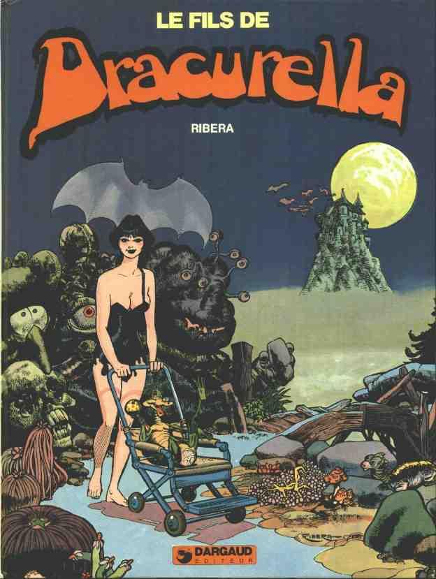 DRACURELLA - Le fils de Dracurella  - Tome 2 - Grand format