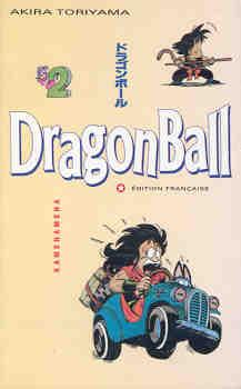 DRAGON BALL (ALBUMS DOUBLES DE 1993 À 2000) - Kamehameha  - Tome 2 - Moyen format