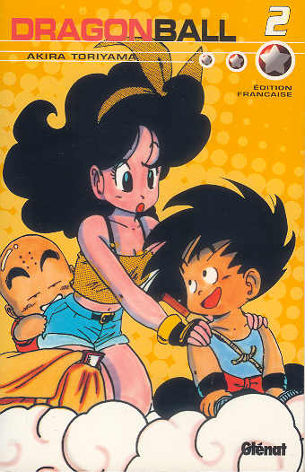 dragon ball (intégrale) l'initiation  - tome 2