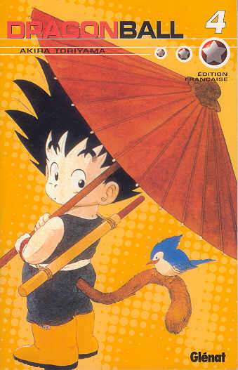 DRAGON BALL (INTÉGRALE) - La menace  - Tome 4 - Moyen format