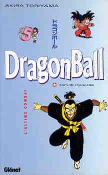 DRAGON BALL (ALBUMS DOUBLES DE 1993 À 2000) - L'Ultime Combat  - Tome 5 - Moyen format