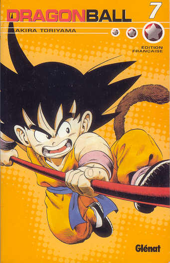 dragon ball (intégrale) l'empire du chaos  - tome 7