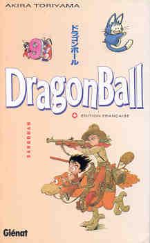 Dragon Ball (Albums doubles de 1993 à 2000) Sangohan  - Tome 9