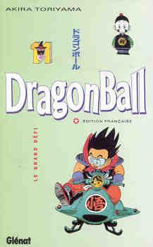 dragon ball (albums doubles de 1993 à 2000) le grand défi  - tome 11