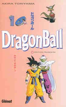 Dragon Ball (Albums doubles de 1993 à 2000) L'Héritier  - Tome 16