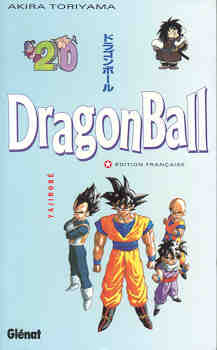 dragon ball (albums doubles de 1993 à 2000) yajirobé  - tome 20