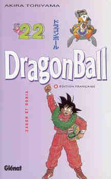Dragon Ball (Albums doubles de 1993 à 2000) Zabon et Doria  - Tome 22