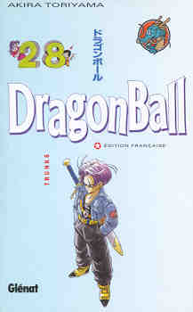 DRAGON BALL (ALBUMS DOUBLES DE 1993 À 2000) - Trunks  - Tome 28 - Grand format