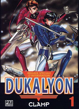DUKALYON - Tome 1  - Tome 1 - Moyen format