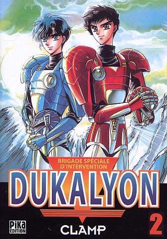 DUKALYON - Tome 2  - Tome 2 - Moyen format