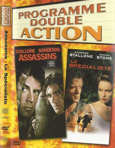 Assassins - Le spécialiste  -  Programme Double Action