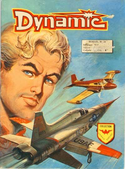 DYNAMIC - Un tour dangereux  - Tome 24 - Moyen format