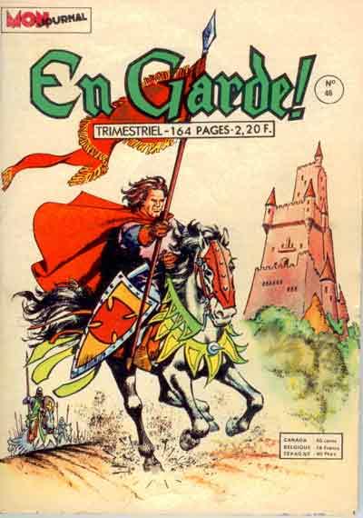 EN GARDE ! (PANACHE, PUIS) - Le roi des éléphants  - Tome 46 - Moyen format