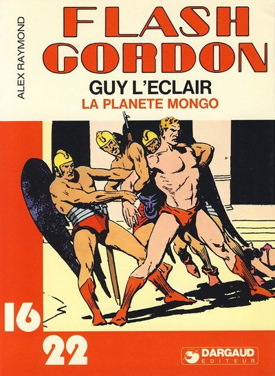 FLASH GORDON / GUY L'ÉCLAIR  (16/22) - La planète Mongo  - Tome 1 (93-LI) - Grand format
