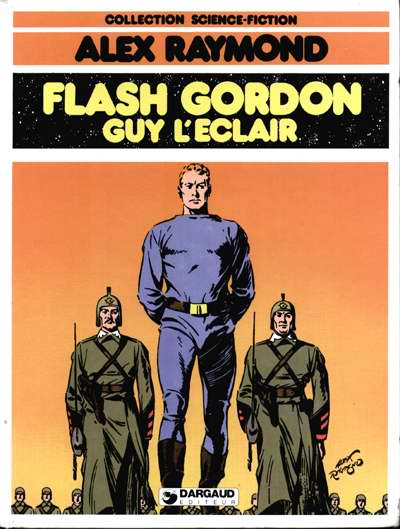 FLASH GORDON / GUY L'ÉCLAIR - Flash Gordon  - Tome 27 - Grand format