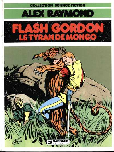FLASH GORDON / GUY L'ÉCLAIR - Le Tyran de Mongo  - Tome 28 - Grand format