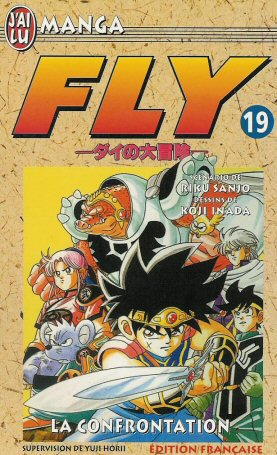 fly la confrontation  - tome 19