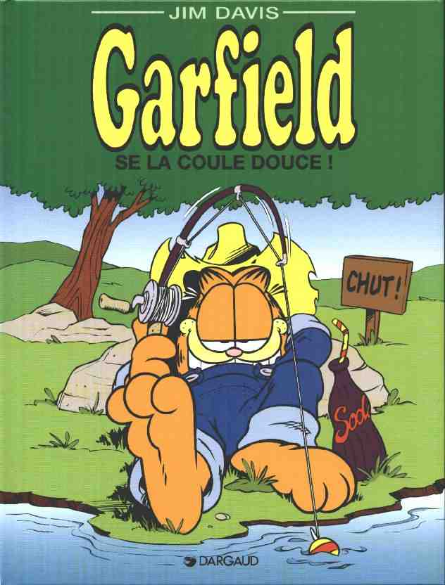 GARFIELD - Garfield se la coule douce  - Tome 27 - Grand format