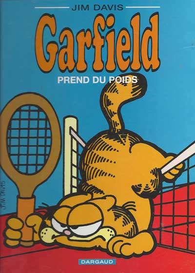 GARFIELD - Garfield prend du poids  - Tome 1 (d) - Grand format