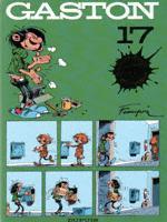 GASTON (RE 40ANS) - Edition spéciale 40ème anniversaire  - Tome 17 - Grand format