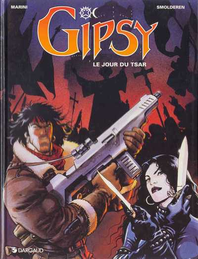 GIPSY - Le jour du Tsar  - Tome 3 - Grand format
