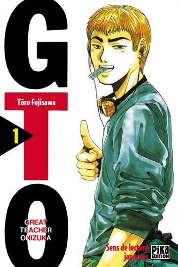 GTO - Volume 1  - Tome 1 - Moyen format