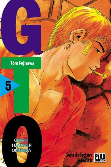 GTO - Volume 5  - Tome 5 - Moyen format