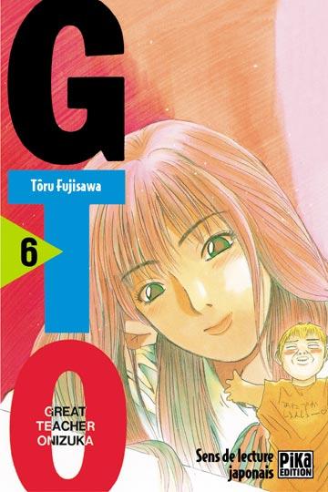 GTO - Volume 6  - Tome 6 - Moyen format