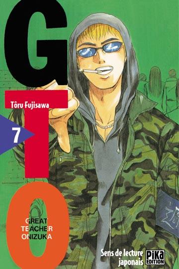 GTO - Volume 7  - Tome 7 - Moyen format