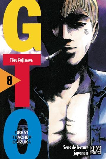 GTO - Volume 8  - Tome 8 - Grand format