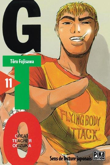 GTO - Volume 11  - Tome 11 - Moyen format